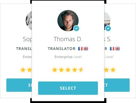 creëer uw eigen team van vertalers